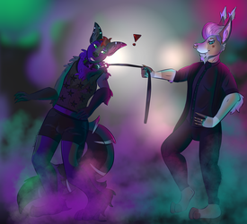[C]Dance With Me