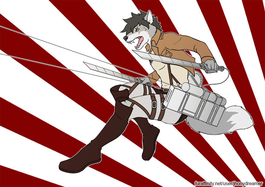 Most recent image: Attack on Wolf!