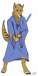 Zaroc Commission - Jedi Ty [WIP!]