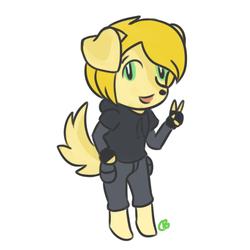 Golden Chibi