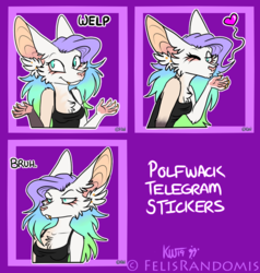 Polfwack Telegram Stickers