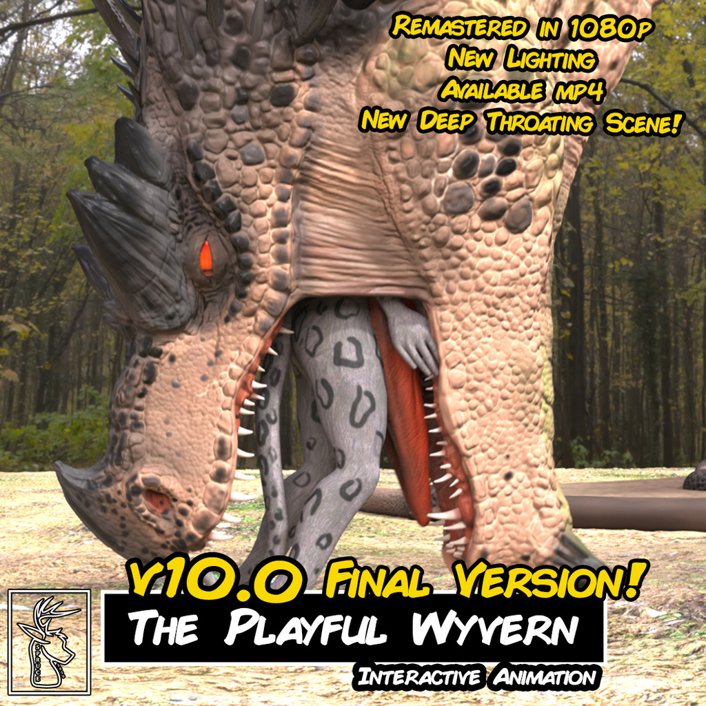 The Playful Wyvern FinalAD