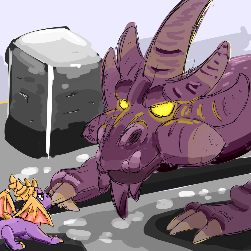 That Spyro sequence I started but... (09_10_19)
