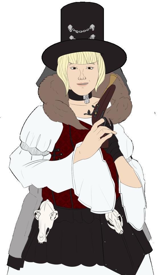 Steampunk Hunter