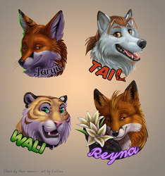 Badges for FWH 2017
