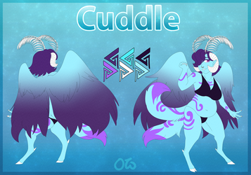 [Patreon Reward | REF] Cuddle 2020