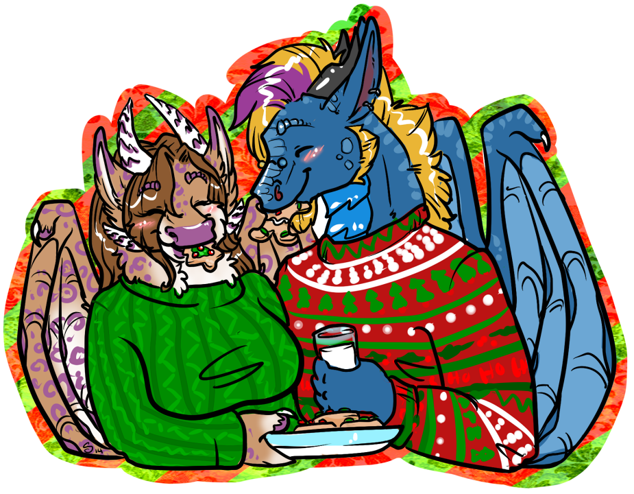 Merry Christmas Wander and Wind!