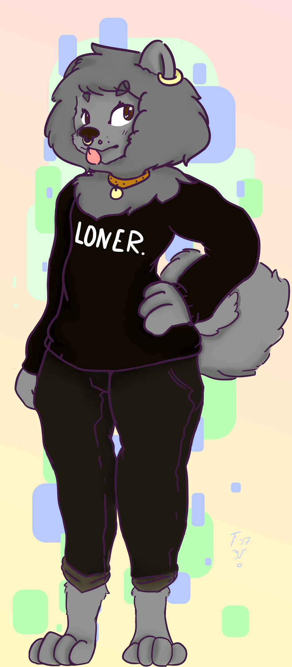 Most recent image: Chow Chow~!