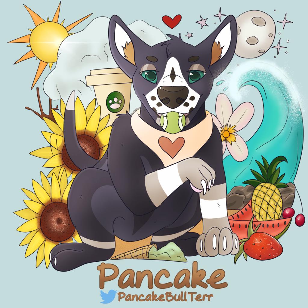 [P]Pancake Badge