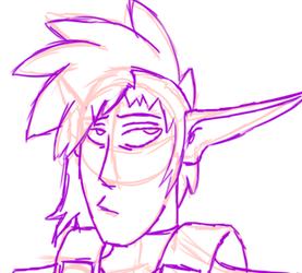{DA} -ROUGH- Some Elf Guy