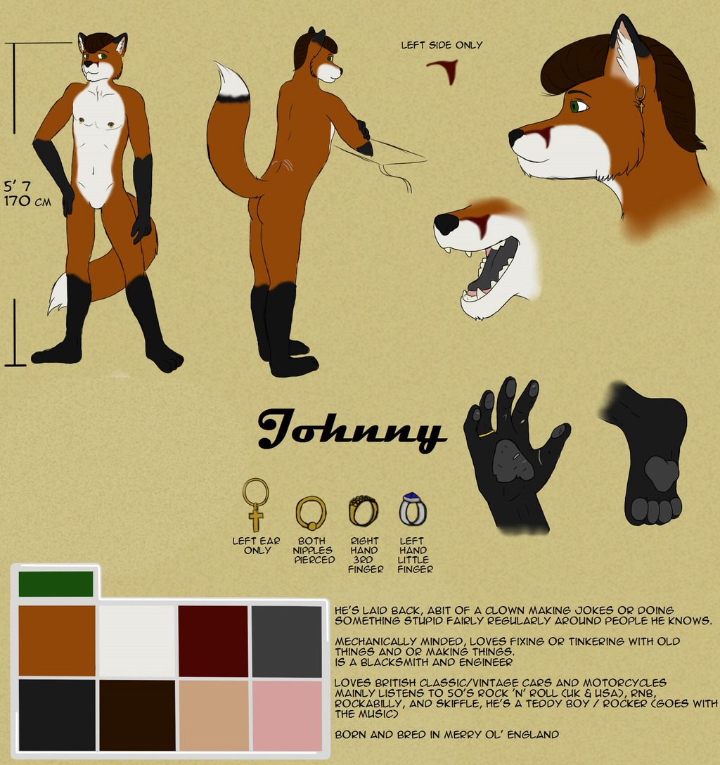 johnny ref sheet