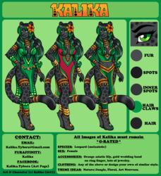 Kalika Reference  - 2017