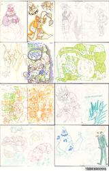 Sketchbook 75 - Part 3