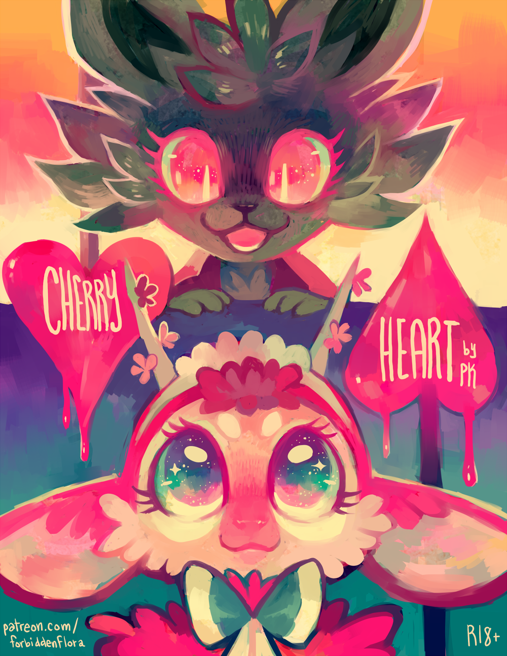 Cherry Heart cover