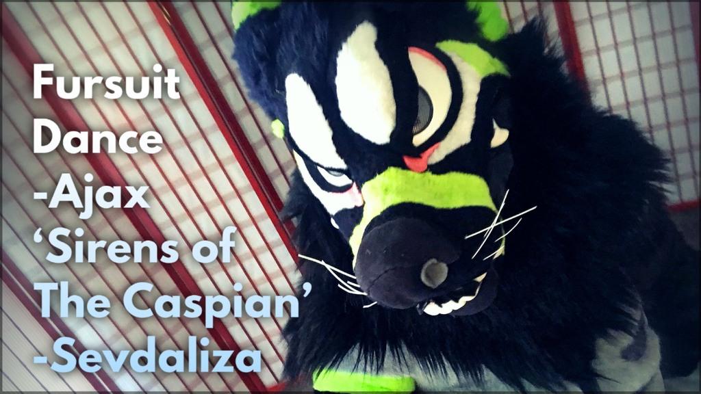 Fursuit Dance / Ajax / 'Sirens of The Caspian' //