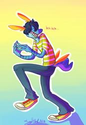 sneaky feet (t)