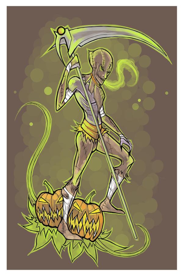 Most recent image: Scarecrow
