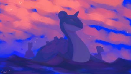 Pokémon - On Oceans Warm