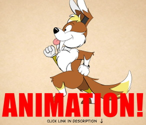 Light Lux Collie (Animation 1)