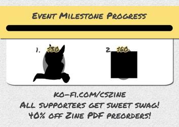CSZ I7 Event 1 Milestones