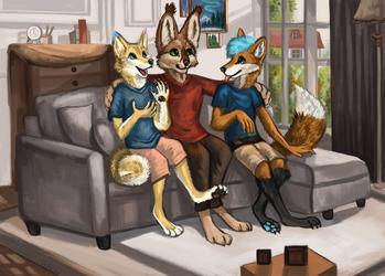 Cozy talk