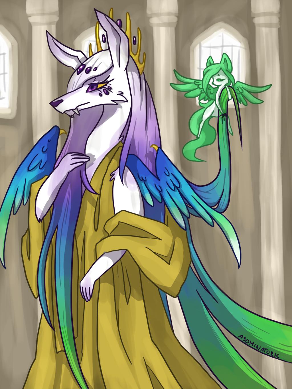 Radiant Ruler