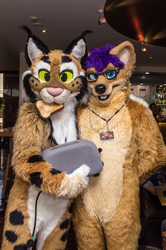 ConFurgence: Up in Toast