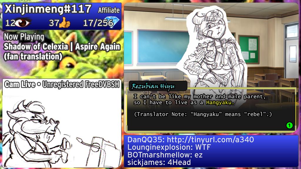 XJM's Streaming Adventure 006
