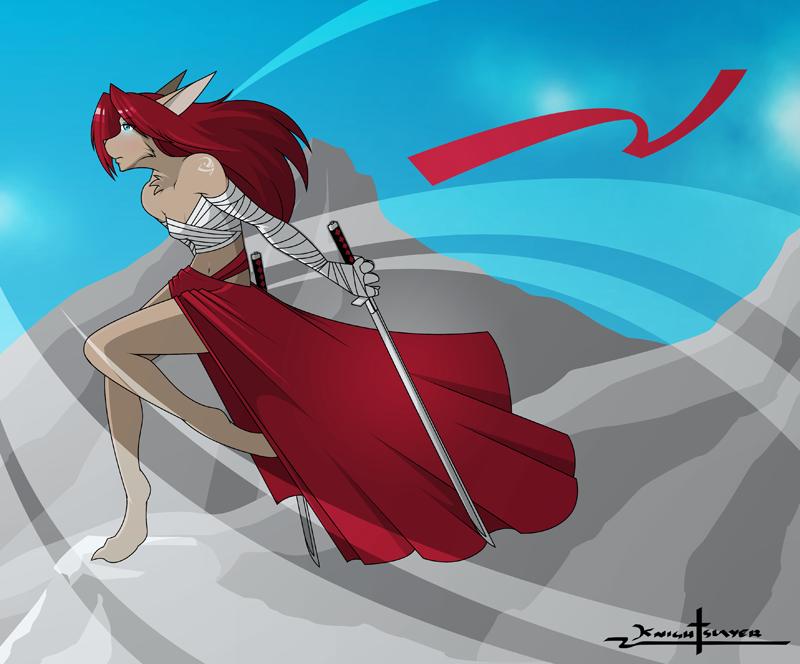 Knightslayer Redesign 3 - 3