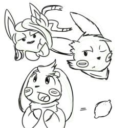 More practice doodles