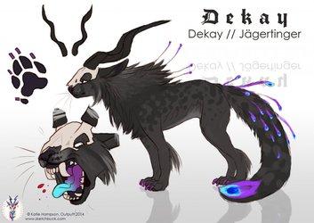 New Tinger - Dekay