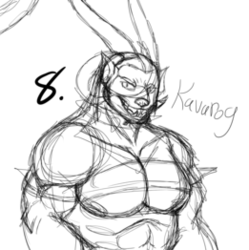 WIP- AK the Butcher- Character Dump