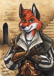 Master Of The Werefox Assassins Guild