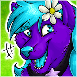 COMMISSION + FluffeyRosey Icon