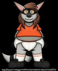Random Raccoon Diaper Dork