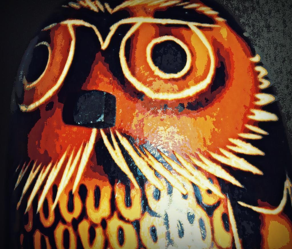Owl Be Watching You...