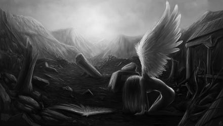Broken wings don't fly