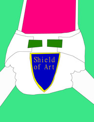 Shield of Art cover