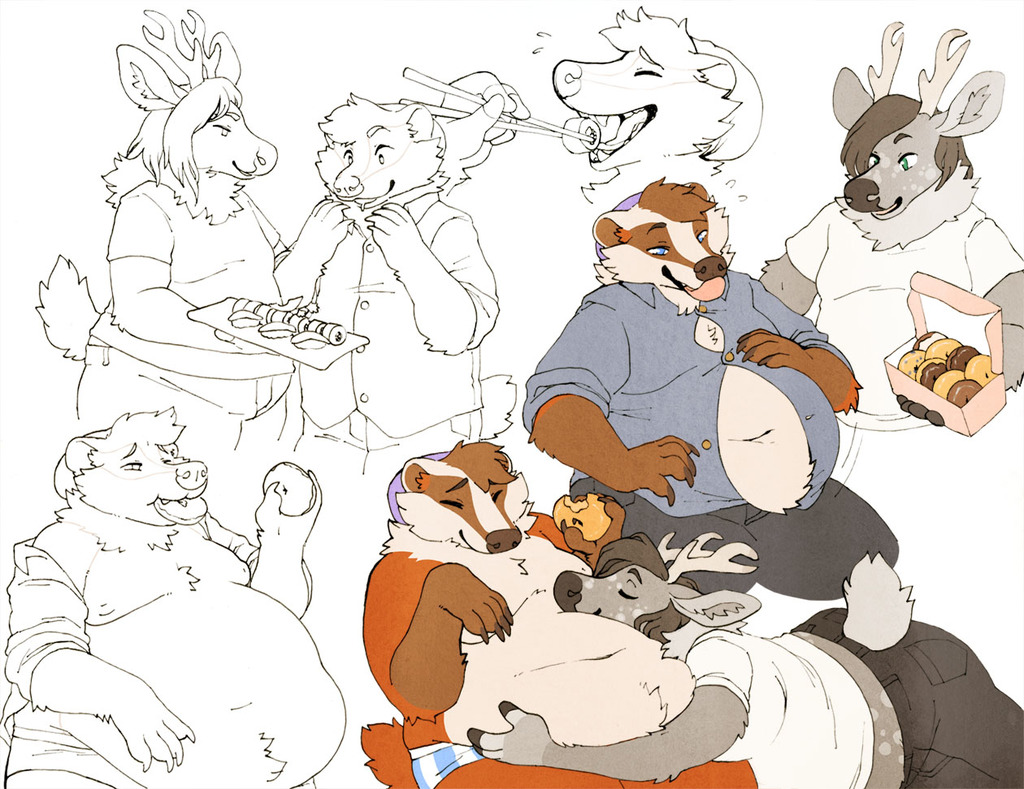 Most recent image: Muji sketchpage