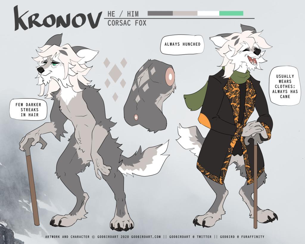 Kronov 2020 Reference