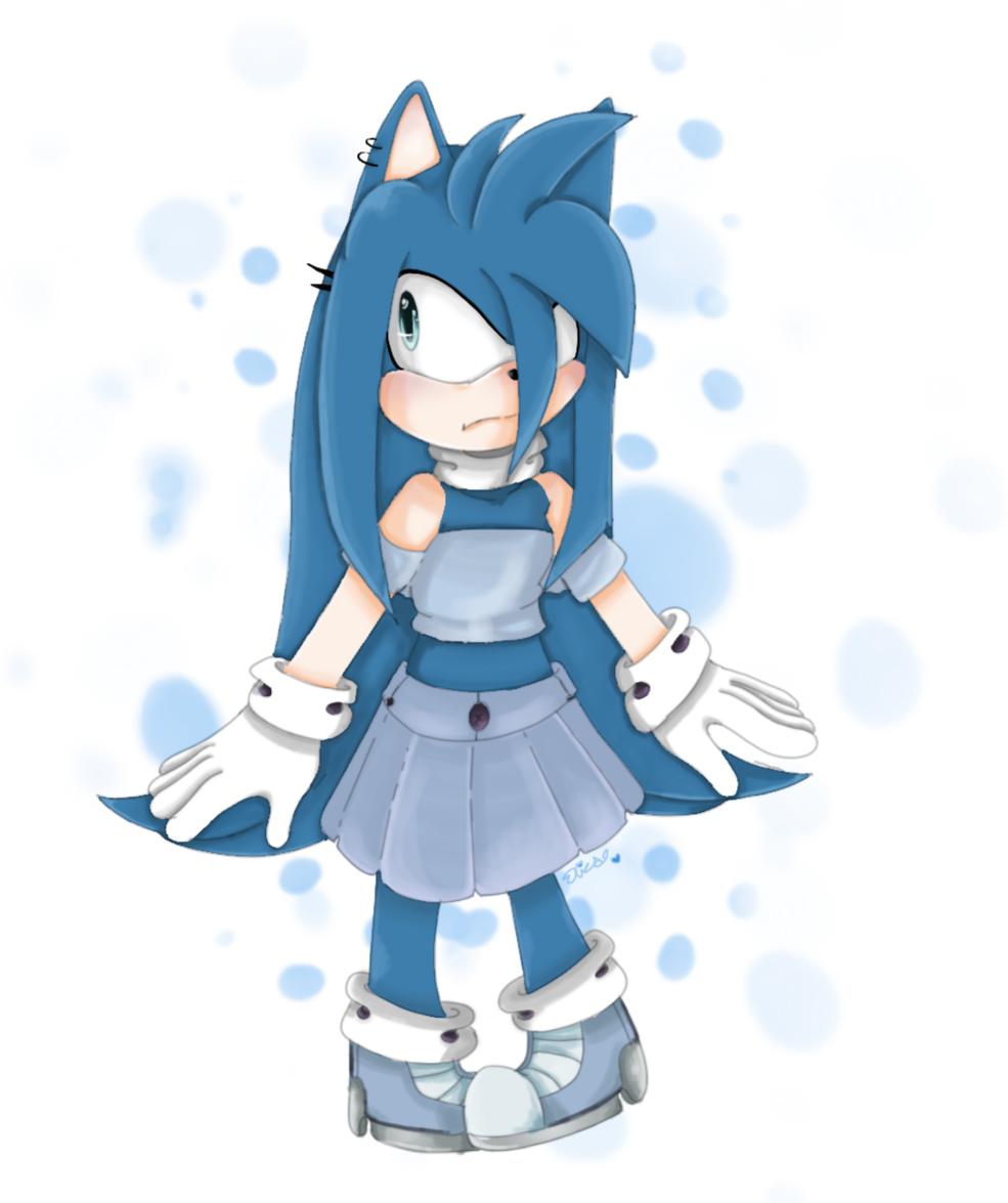 Mera the hedgehog