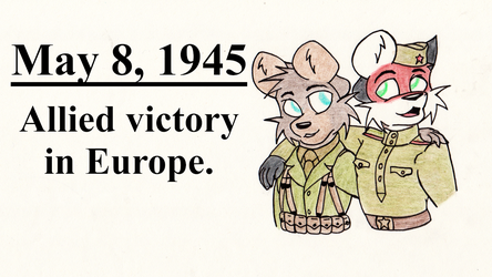 This Day in History: May 8, 1945