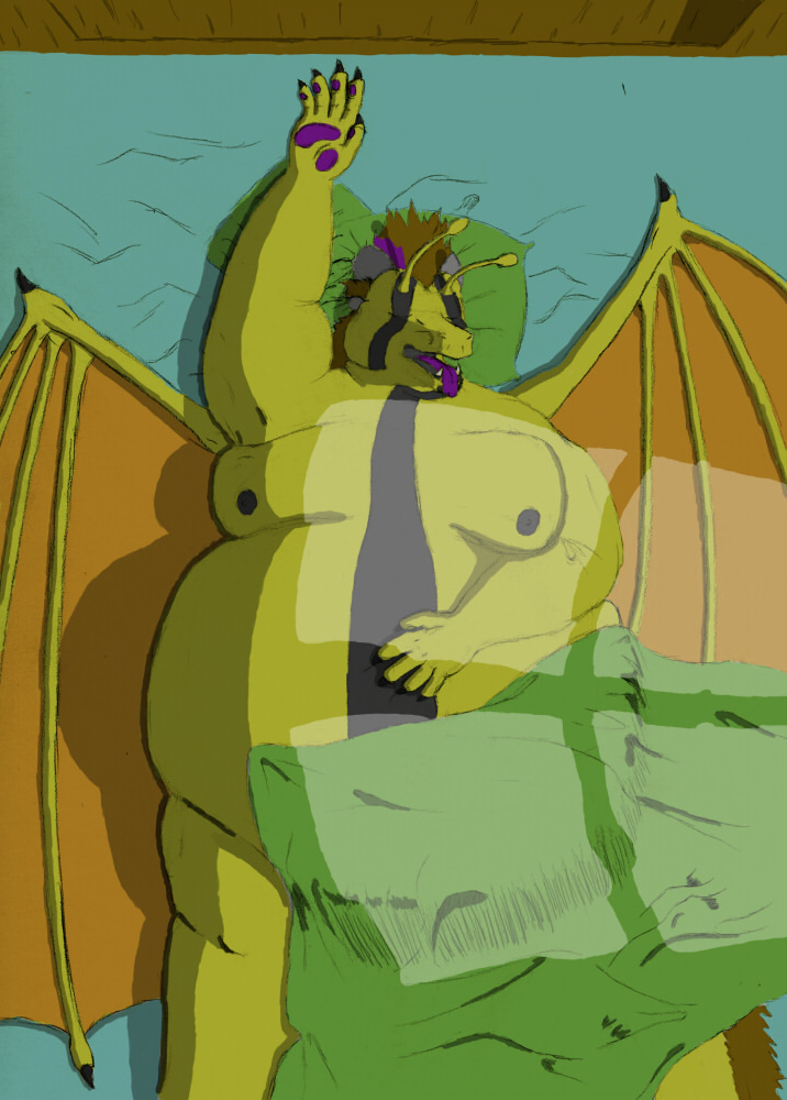 Most recent image: Let Sleeping Dragons Lie