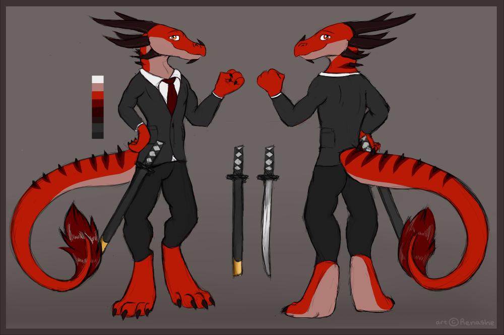 Business Dragon Design
