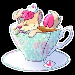 TeaCupPup by Sunny