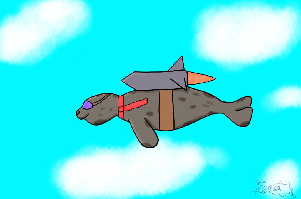 Rocket Seal