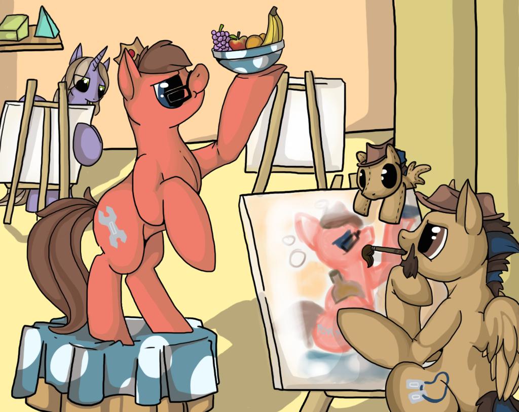 [PRIZE] - Art Time!