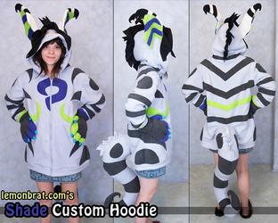 Shade Custom Hoodie