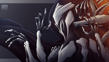 // hands from the abyss
