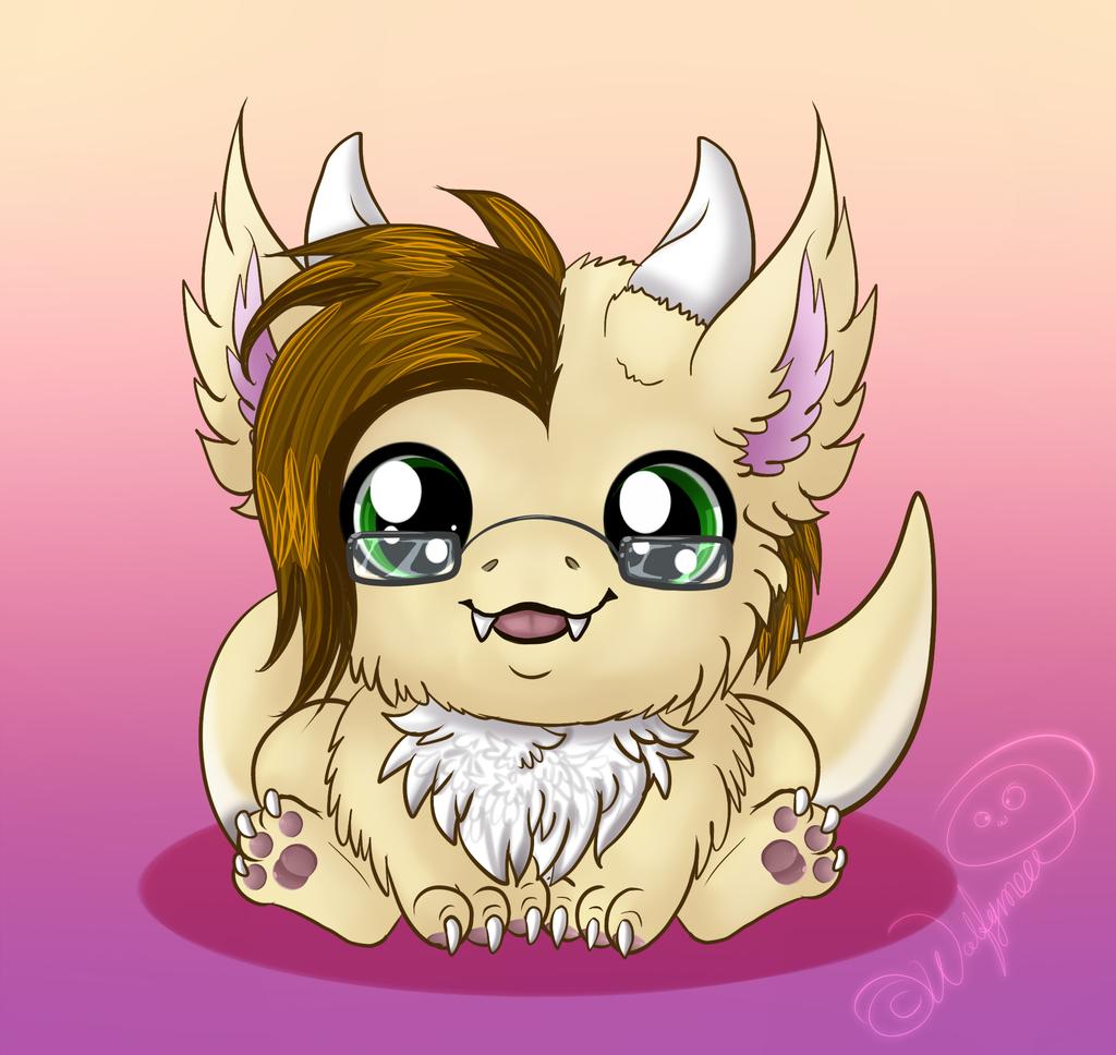 Nicobay chibi dragon friend